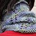 Opal Creek Cowl pattern