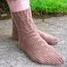 William Smart Socks pattern