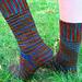 Pinata Socks pattern