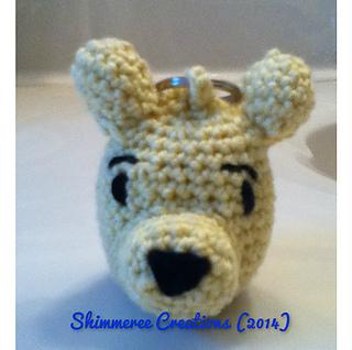 Amigurumi Winnie the Pooh - FREE Crochet Pattern / Tutorial in ... | 318x320