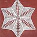 Snowflake Star pattern