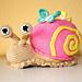 Snail - Doorstop, Stuffed Toy pattern