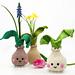 Little Flower Bulb Vase pattern