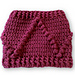 The Aria Cowl pattern