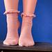 Frilly Vanilly Socks pattern