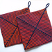 Magic Square Potholder pattern