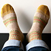 Socke No 1 pattern