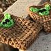 Yoda Fingerless Gloves pattern
