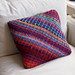 Radiant Gradient Cushion pattern