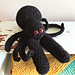 Spider Finger Puppet pattern
