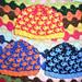 "Baby hat ""Tiny fish"" pattern"