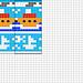 Ship chart pattern
