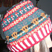 Christmas beanie pattern