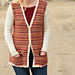 Five Colors Cardigan pattern