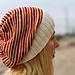 Five Colors Hat pattern