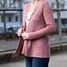Rose Spring Cardigan pattern