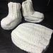 Twin Rib Newborn Set pattern
