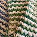 Candy Stripe Dishcloth pattern