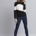 Grace Colorblock Pullover pattern