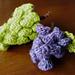 Knit Grapes pattern