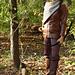 Huntress Cowl pattern