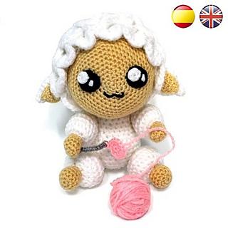 Free Crochet Amigurumi Doll Pattern Tutorials | Вязаные куклы ... | 320x320
