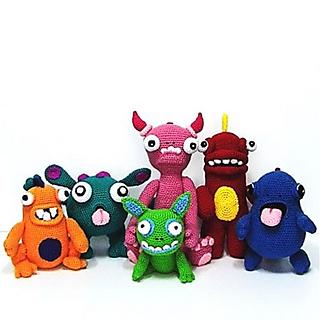 Monsters Inc. Sulley Inspired Baby Hat Crochet Pattern - Crochet ... | 320x320