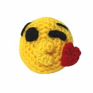 Ravelry: Amigurumi Emojis pattern by Gretel Crespo | 320x320