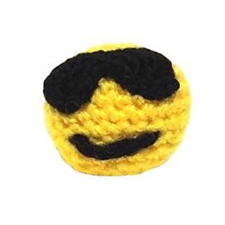 30 Inspired Picture of Crochet Emoji Amigurumi, 2020 | Amigurumi ... | 320x320