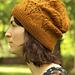 Gizeh hat pattern