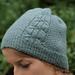 Wolke Hat pattern