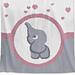Love Elephant pattern