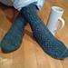 Oktoberfest Socken pattern