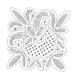 Fleur de lisrpl pattern