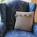 Armadillo Pillow pattern
