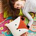 Fox Pillow pattern