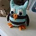 #42 Little Owls pattern