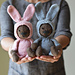A Bear and A Bunny Suit pattern