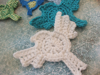 Susans Snail Ornament to Crochet