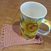basic mug rug pattern