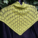 Sweet Pineapple Wrap pattern