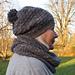 Lichen & Moss hat pattern