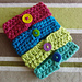Flower Wristband pattern