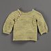 Vest eller bluse med perlemønster pattern