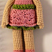 Just My Size Sammy Doll Clothing Line pattern