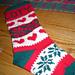 Christmas Classics #503 Holiday Hearts pattern