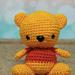 Yellow Bear pattern