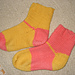 Quick Chunky Socks pattern