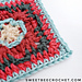 Between The Stitch Square pattern