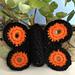 Butterfly Chapstick Cozy pattern